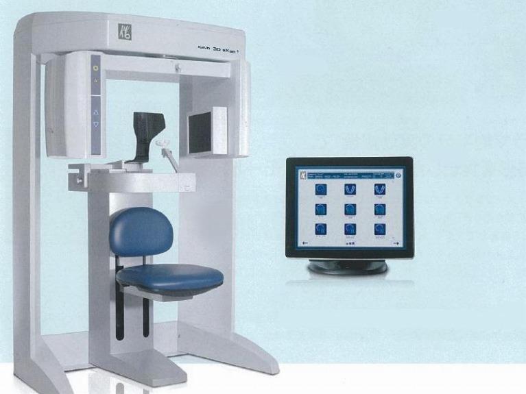 歯科用CT(KaVo 3D eXam +)