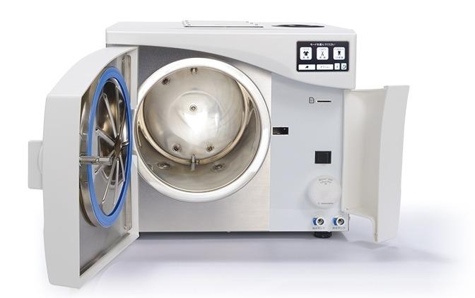 高温高圧蒸気滅菌器(オートクレーブ)